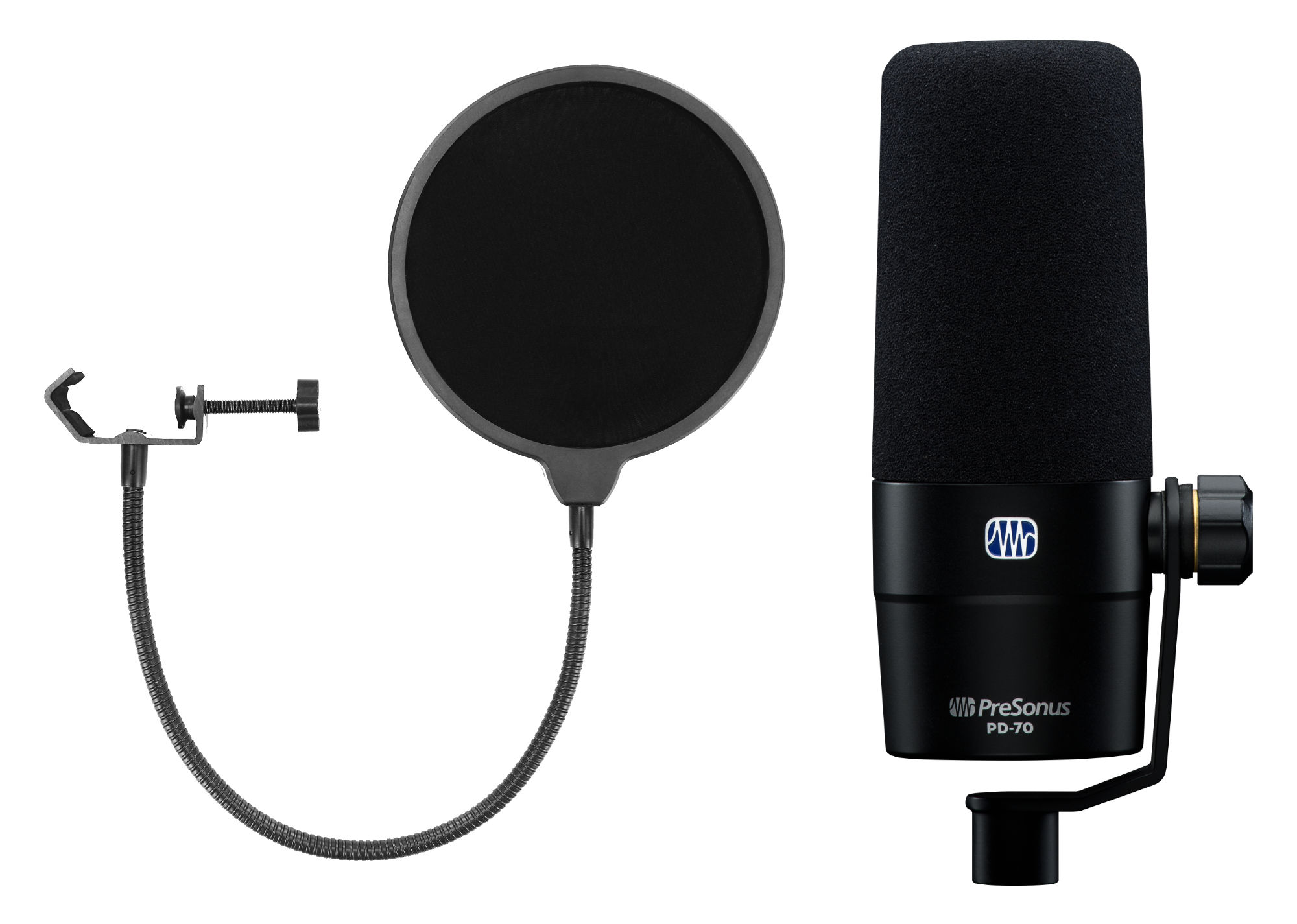 Mikrofone - Presonus PD 70 Broadcast Mikrofon Set - Onlineshop Musikhaus Kirstein