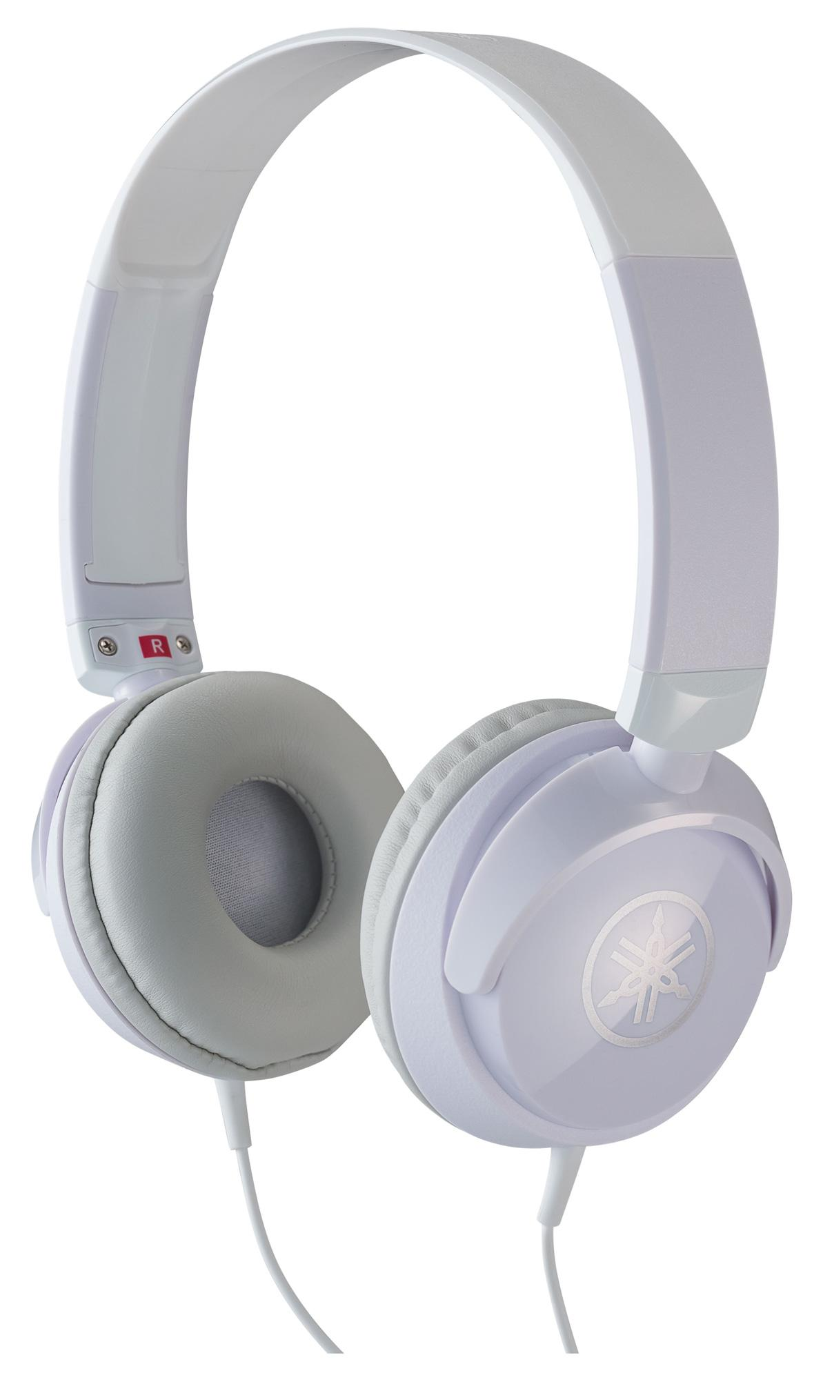 Kopfhoerer - Yamaha HPH 50WH Kopfhörer weiß - Onlineshop Musikhaus Kirstein