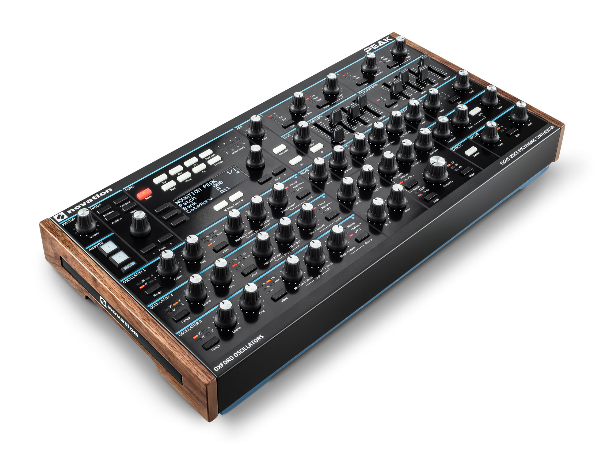 Synthesizer - Novation Peak - Onlineshop Musikhaus Kirstein