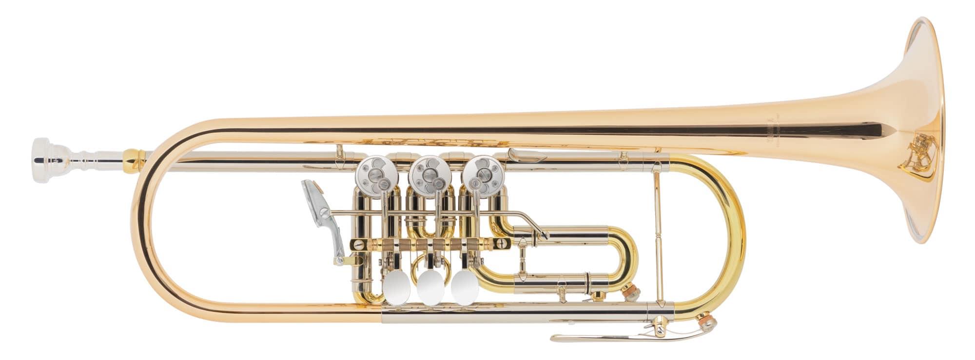 Yamaha YTR-436G Konzerttrompete lackiert