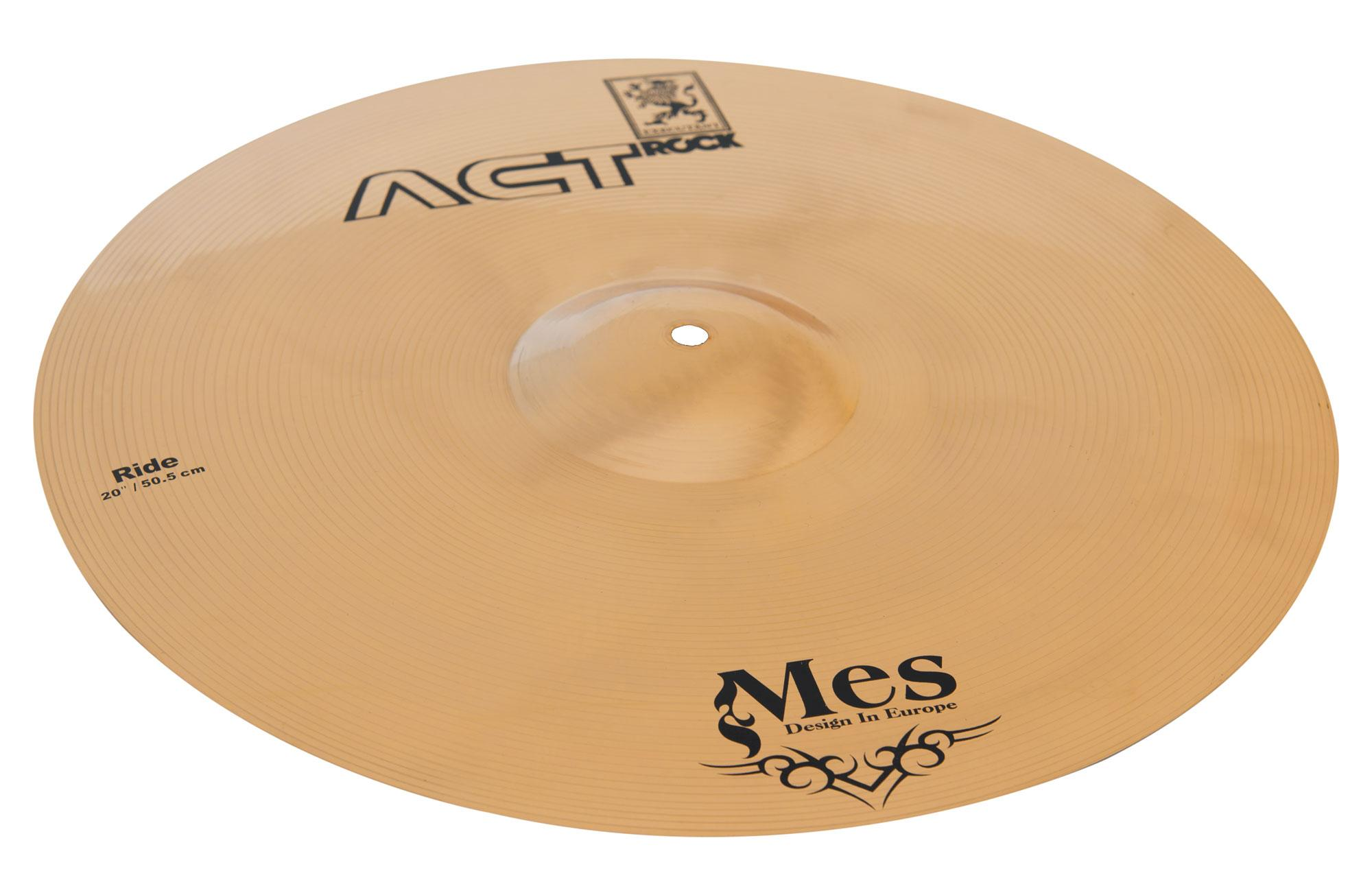 Mes DRUMS Act Series 20' Ride Becken