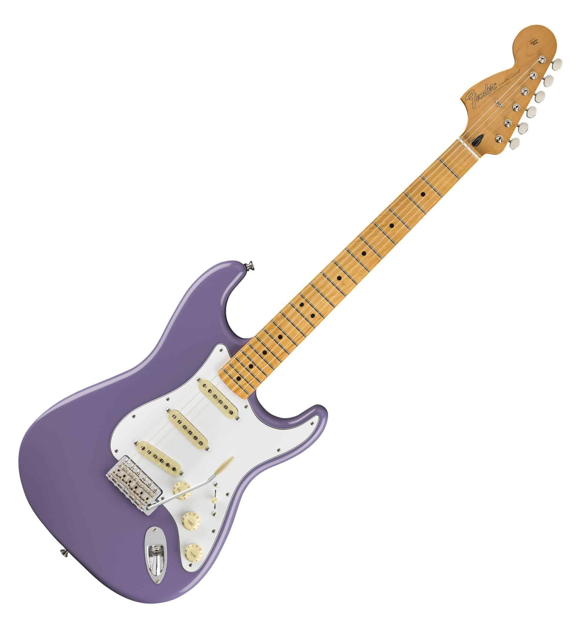 Egitarren - Fender Jimi Hendrix Strat MN UVT - Onlineshop Musikhaus Kirstein