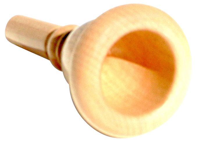 Mundstuecke - Rieger Gräf 24AW Ahorn Mundstück für Tuba - Onlineshop Musikhaus Kirstein