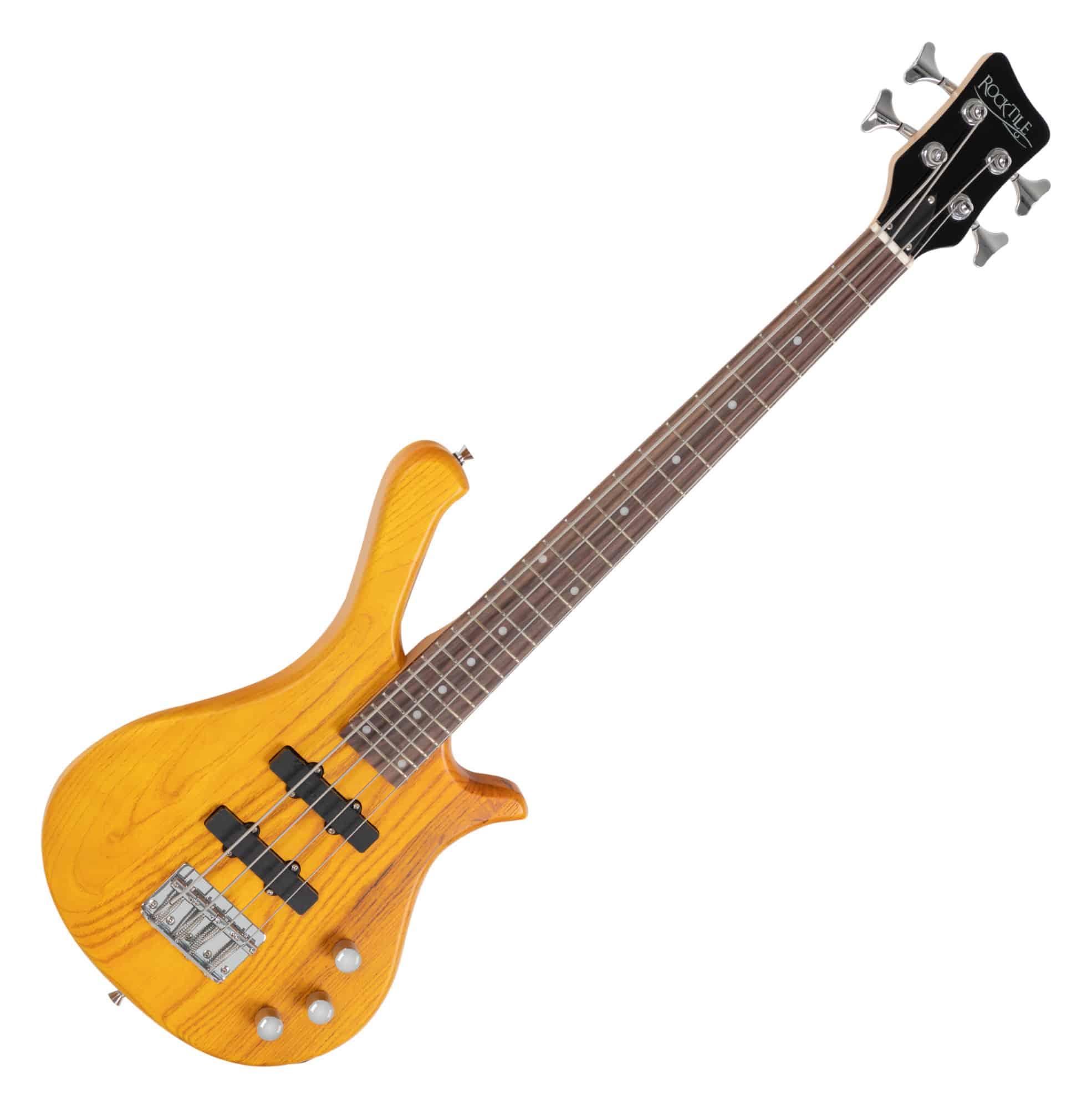 Kindergitarren - Rocktile TB 4 NHS Traveler E Bass - Onlineshop Musikhaus Kirstein
