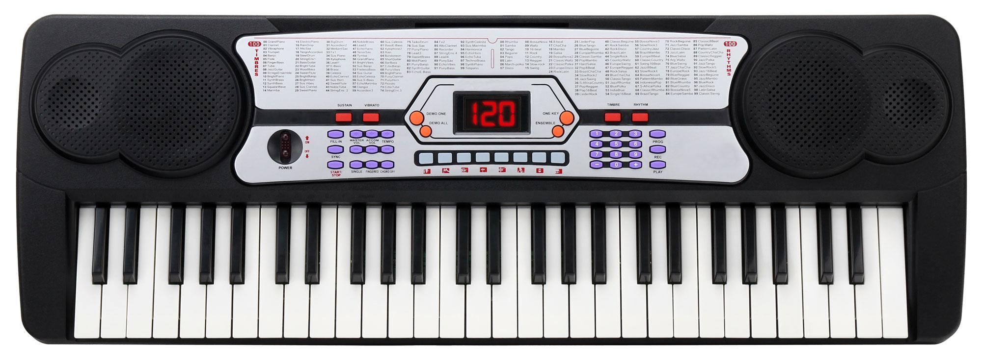 Kirstein FK 54 Beginner Keyboard, 54 Tasten