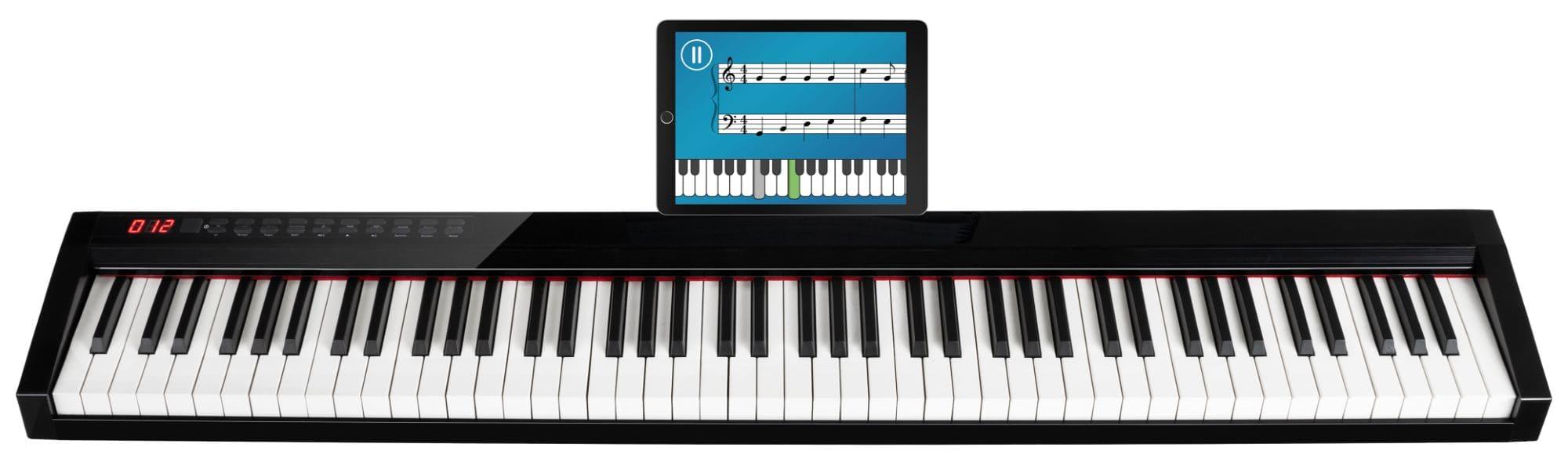 Homekeyboards - FunKey SP 588 Easy Piano - Onlineshop Musikhaus Kirstein