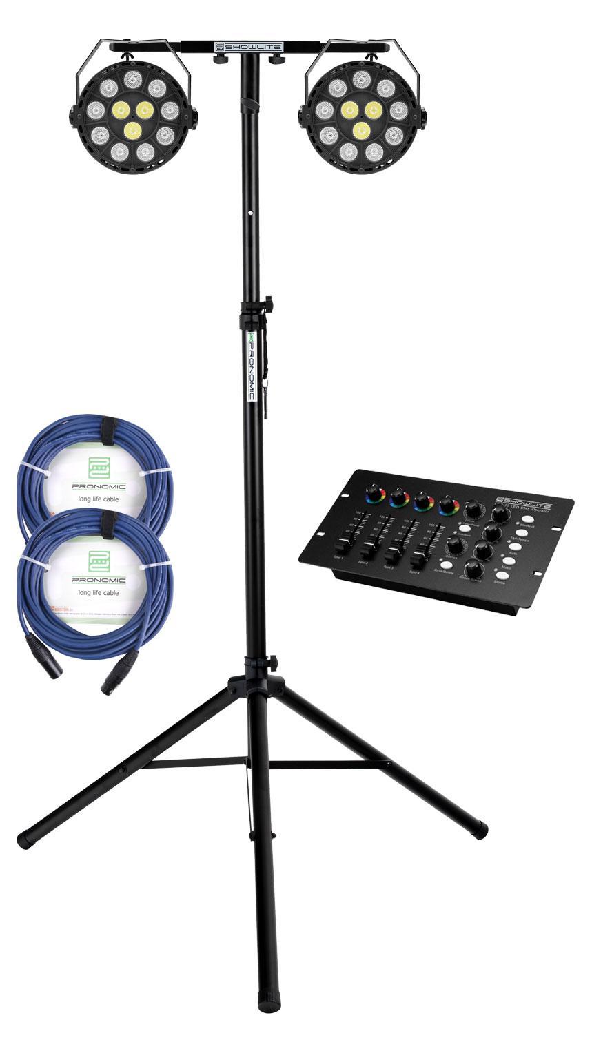 Lichtsets - Showlite SPS 121 Dual DMX Operator Set - Onlineshop Musikhaus Kirstein