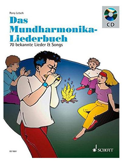 Akkordeonlernen - Das Mundharmonika Liederbuch - Onlineshop Musikhaus Kirstein