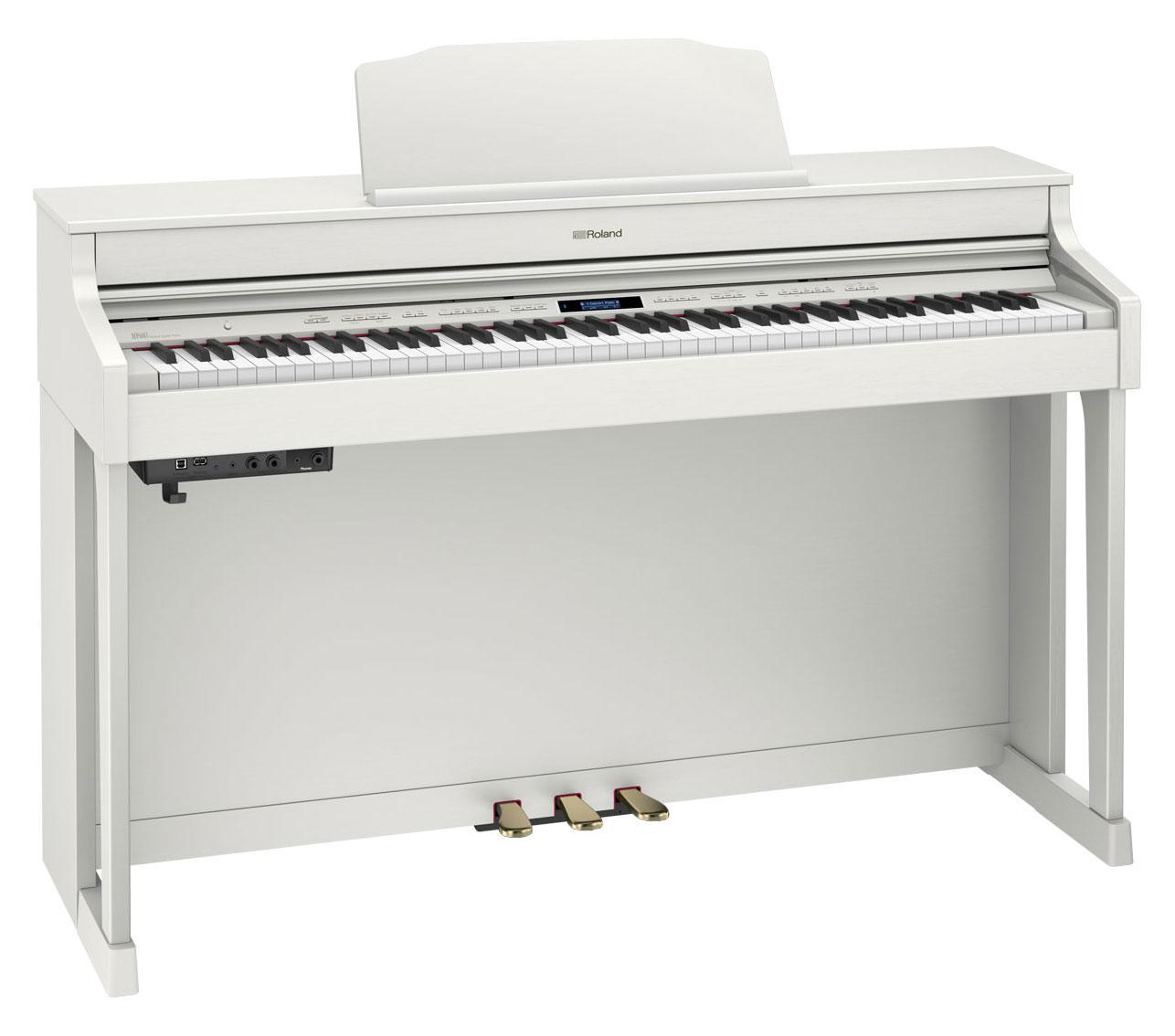 Roland HP603A WH Digitalpiano Weiß Matt
