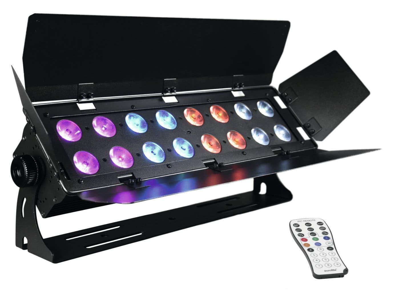 Lichteffekte - Eurolite Stage Panel 16 HCL LED Fluter - Onlineshop Musikhaus Kirstein