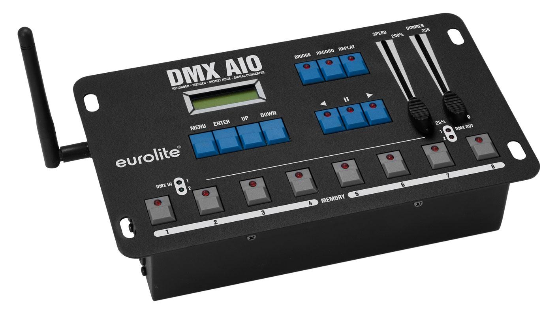 Lichtsteuerung - Eurolite DMX AIO - Onlineshop Musikhaus Kirstein