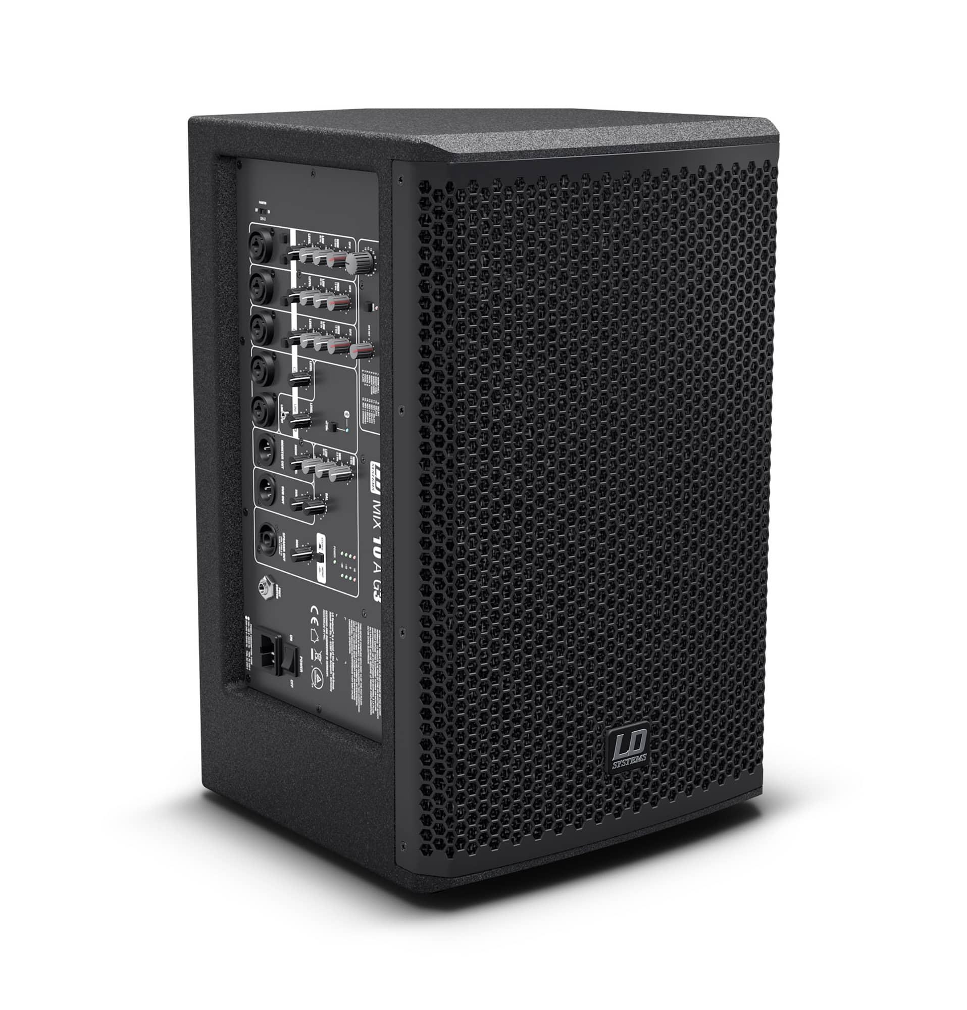 Paboxen - LD Systems Mix 10 A G3 - Onlineshop Musikhaus Kirstein