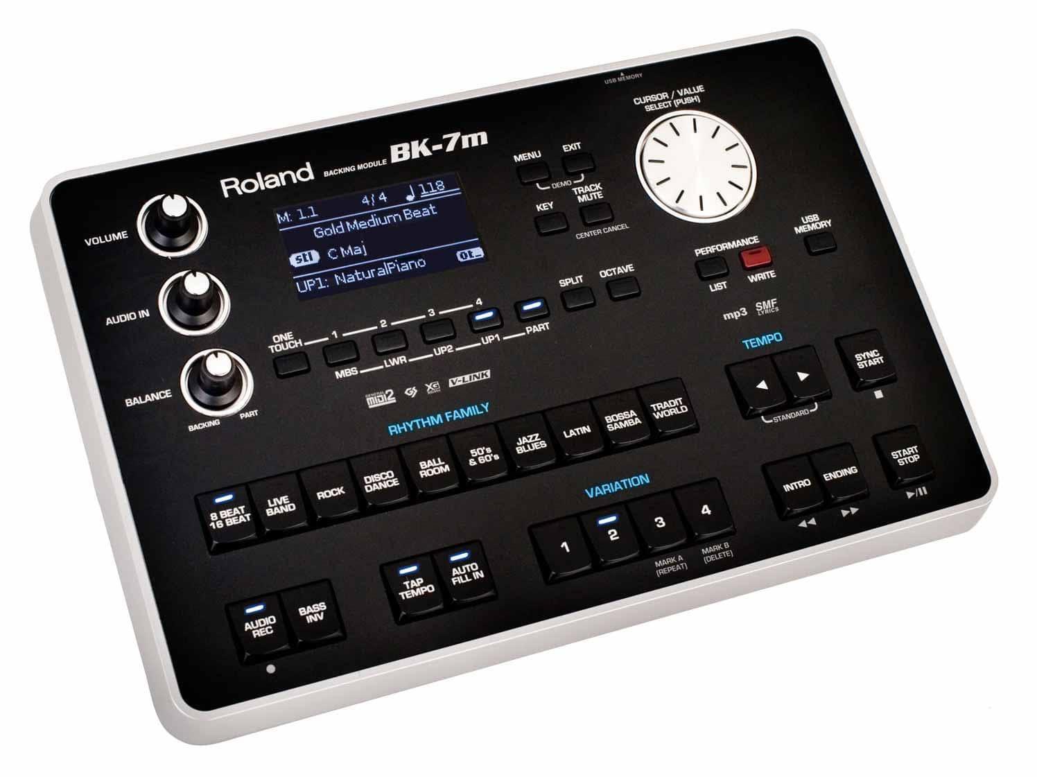 Roland BK 7M