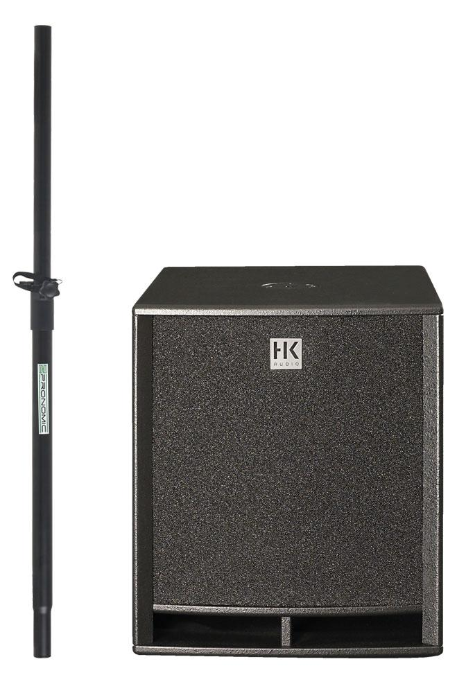 HK Audio PR O 18 Sub A Set inkl. Distanzstange