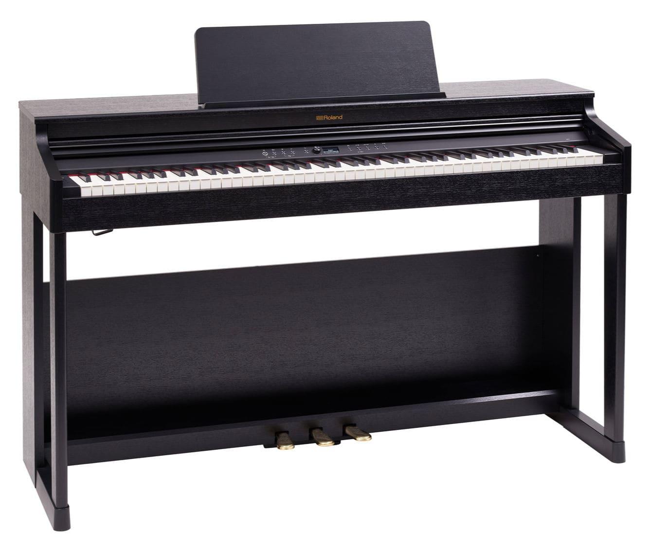 Digitalpianos - Roland RP701 CB Digitalpiano Schwarz - Onlineshop Musikhaus Kirstein