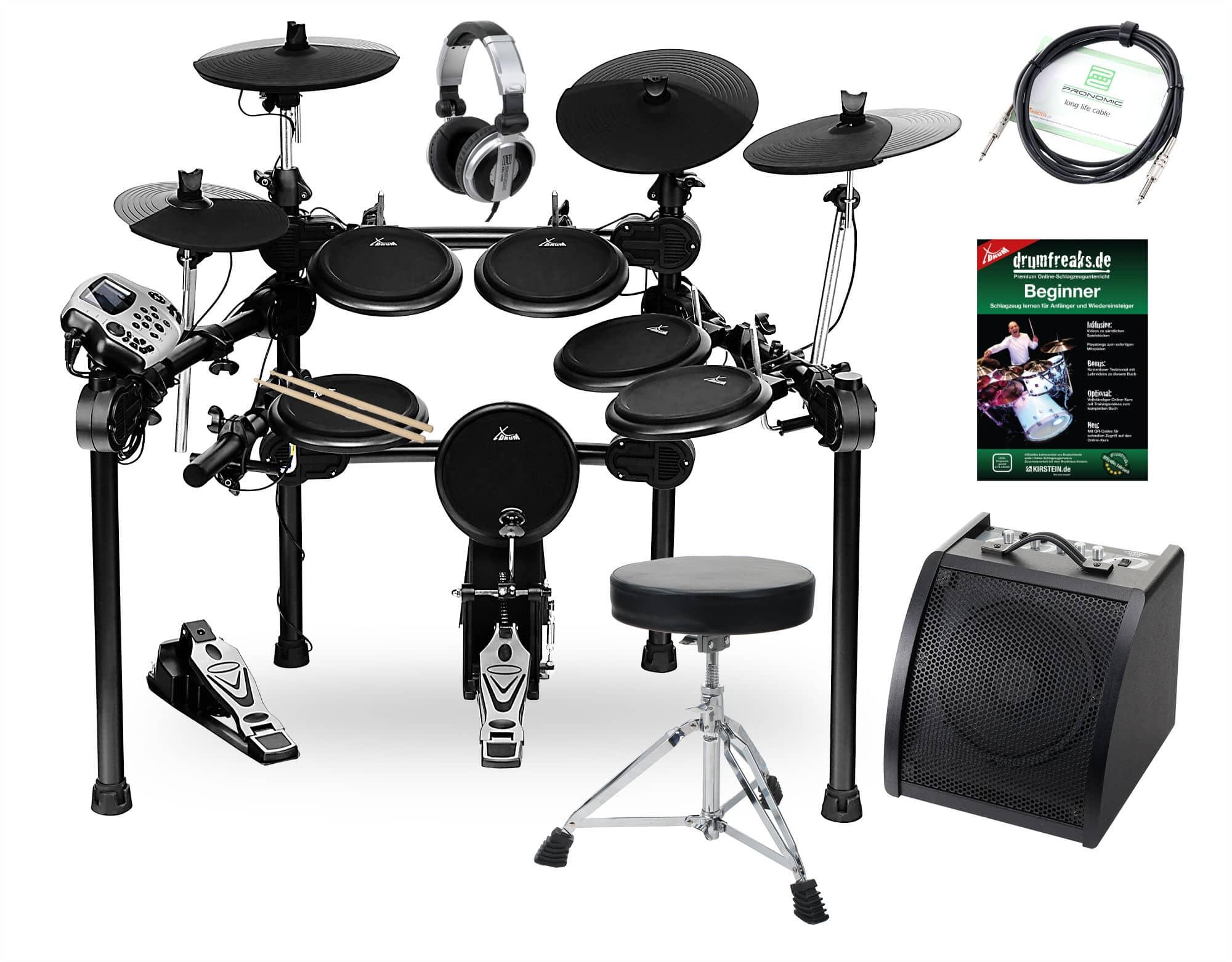 XDrum DD 520 PLUS E Drum Kit SET 2