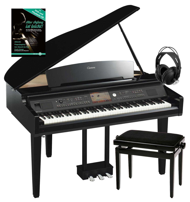 yamaha cvp 709 gp digitalfl gel sh set kirstein music shop. Black Bedroom Furniture Sets. Home Design Ideas