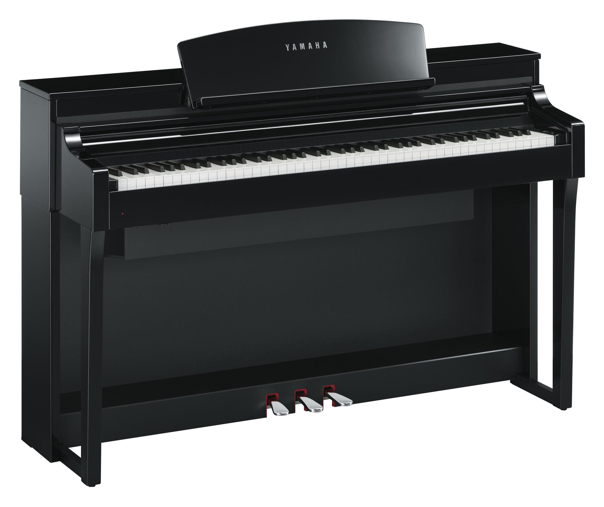 yamaha csp 150 pe digitalpiano schwarz hochglanz. Black Bedroom Furniture Sets. Home Design Ideas