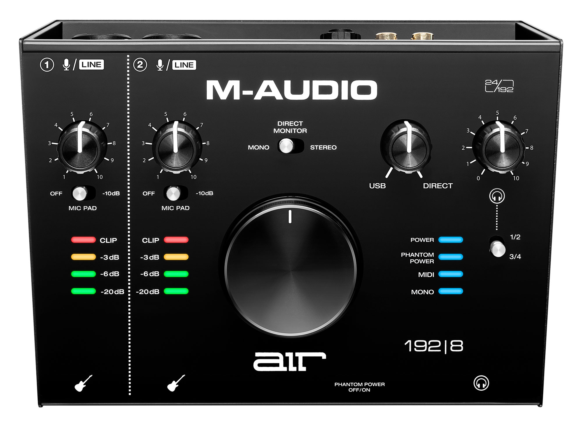 Pchardware - M Audio AIR 192|8 - Onlineshop Musikhaus Kirstein