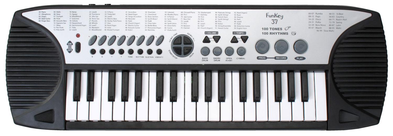 Funkey 37 Keyboard inkl. Netzteil
