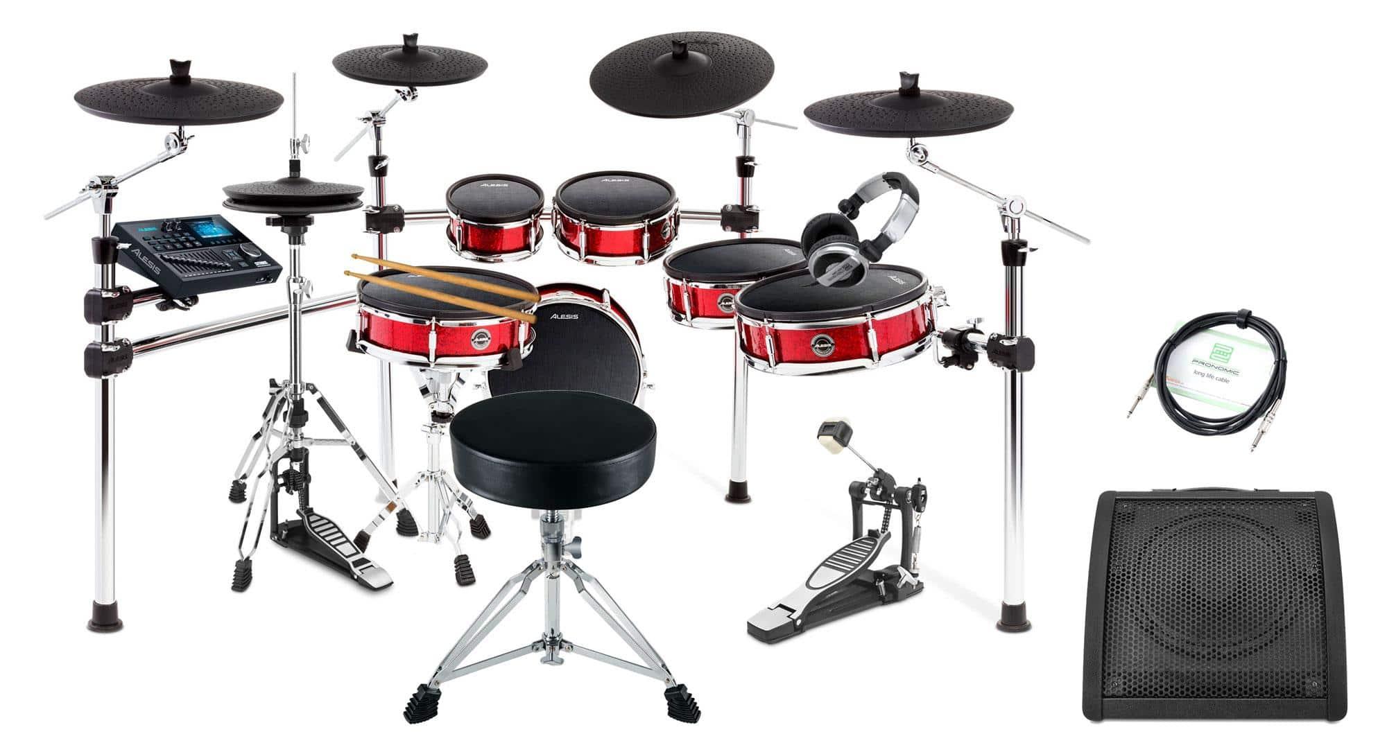 Alesis Strike Pro Kit Deluxe Set