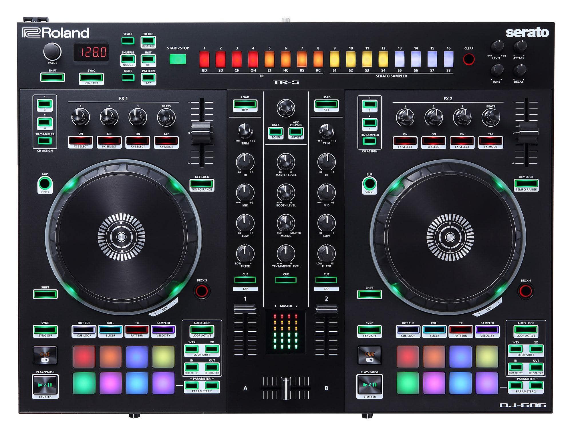 Cdplayer - Roland DJ 505 - Onlineshop Musikhaus Kirstein