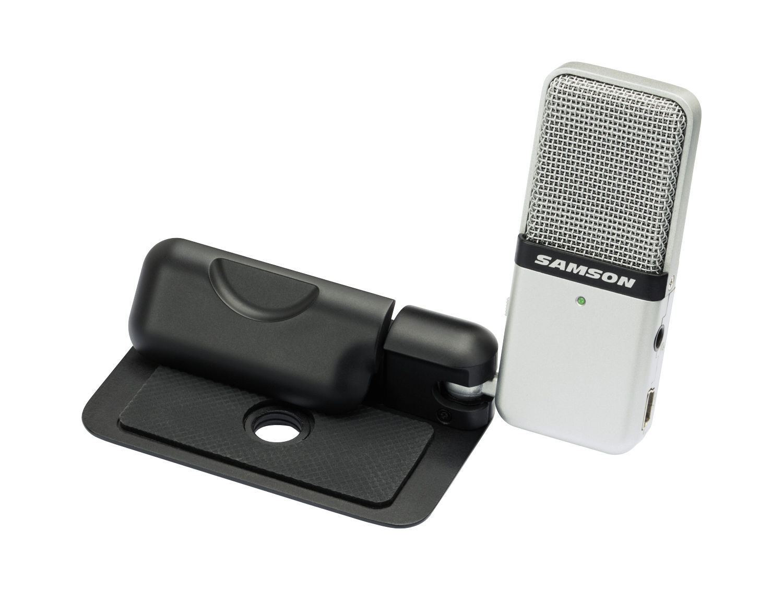 Mikrofone - Samson Go Mic USB Mikrofon - Onlineshop Musikhaus Kirstein