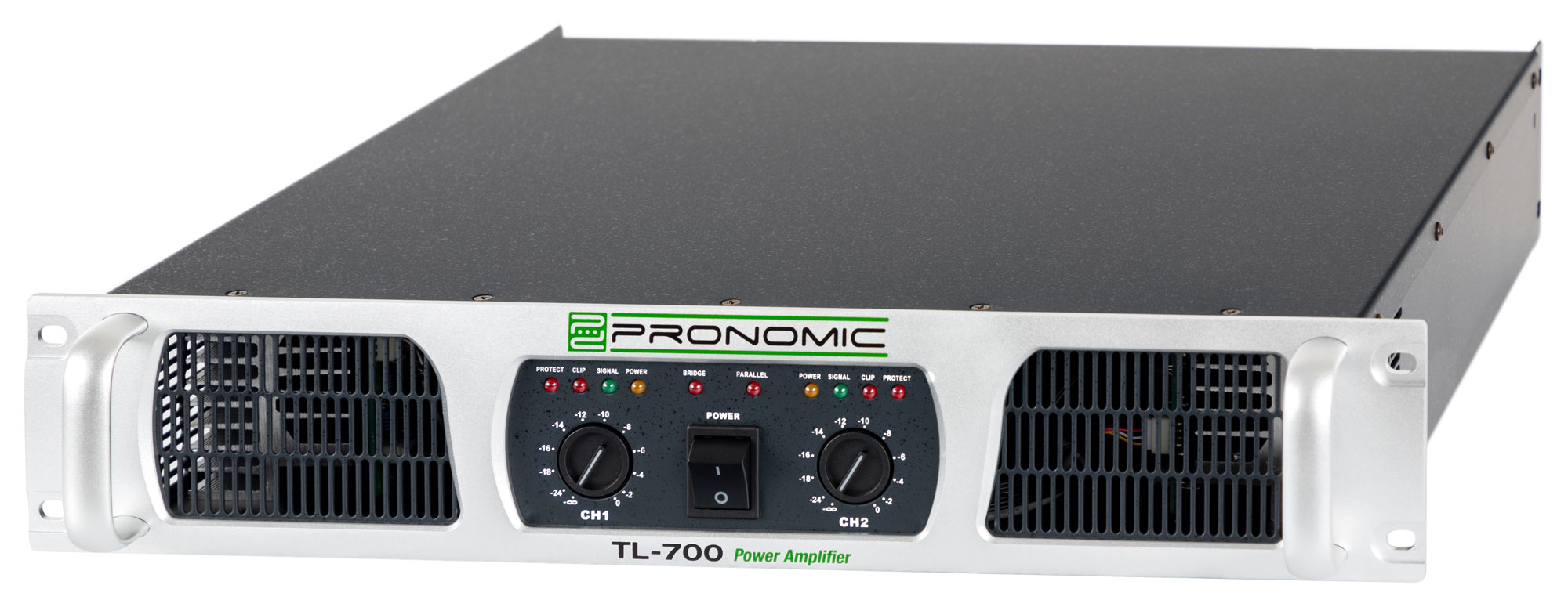 Paendstufen - Pronomic TL 700 Endstufe 2x 1600 Watt - Onlineshop Musikhaus Kirstein