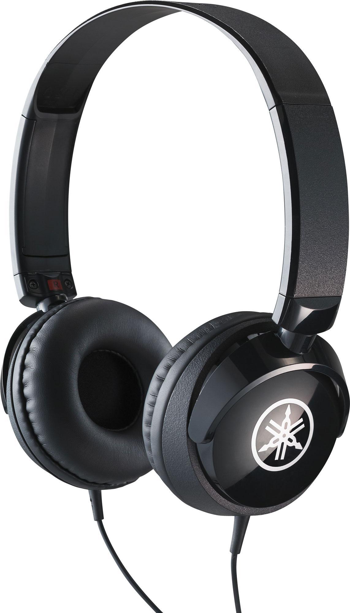 Yamaha HPH 50B Kopfhörer schwarz