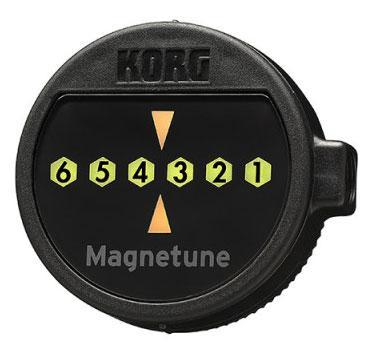 Korg TUMG1 BK Magnetune schwarz