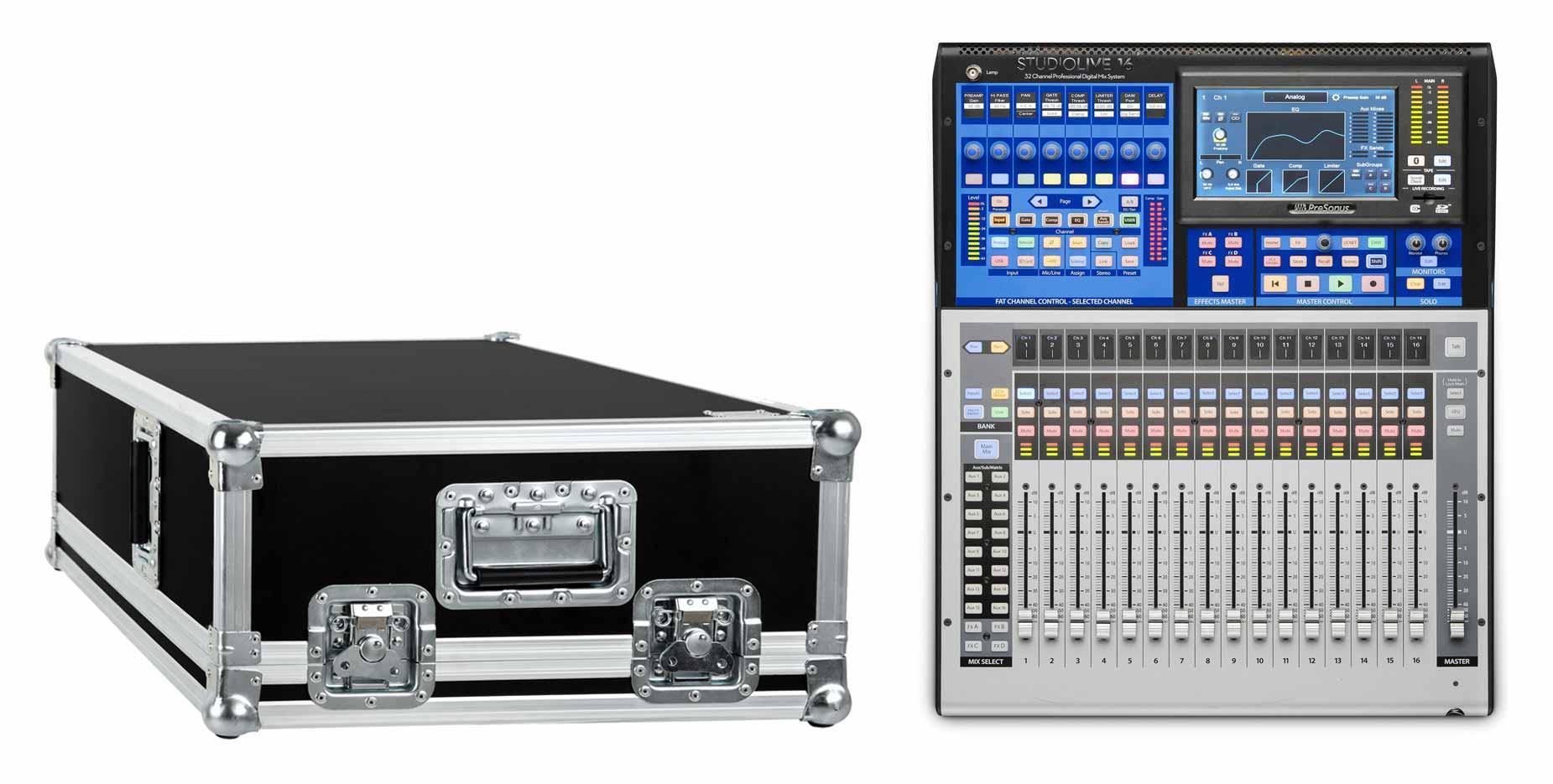 PreSonus StudioLive 16 Series III Set mit Case