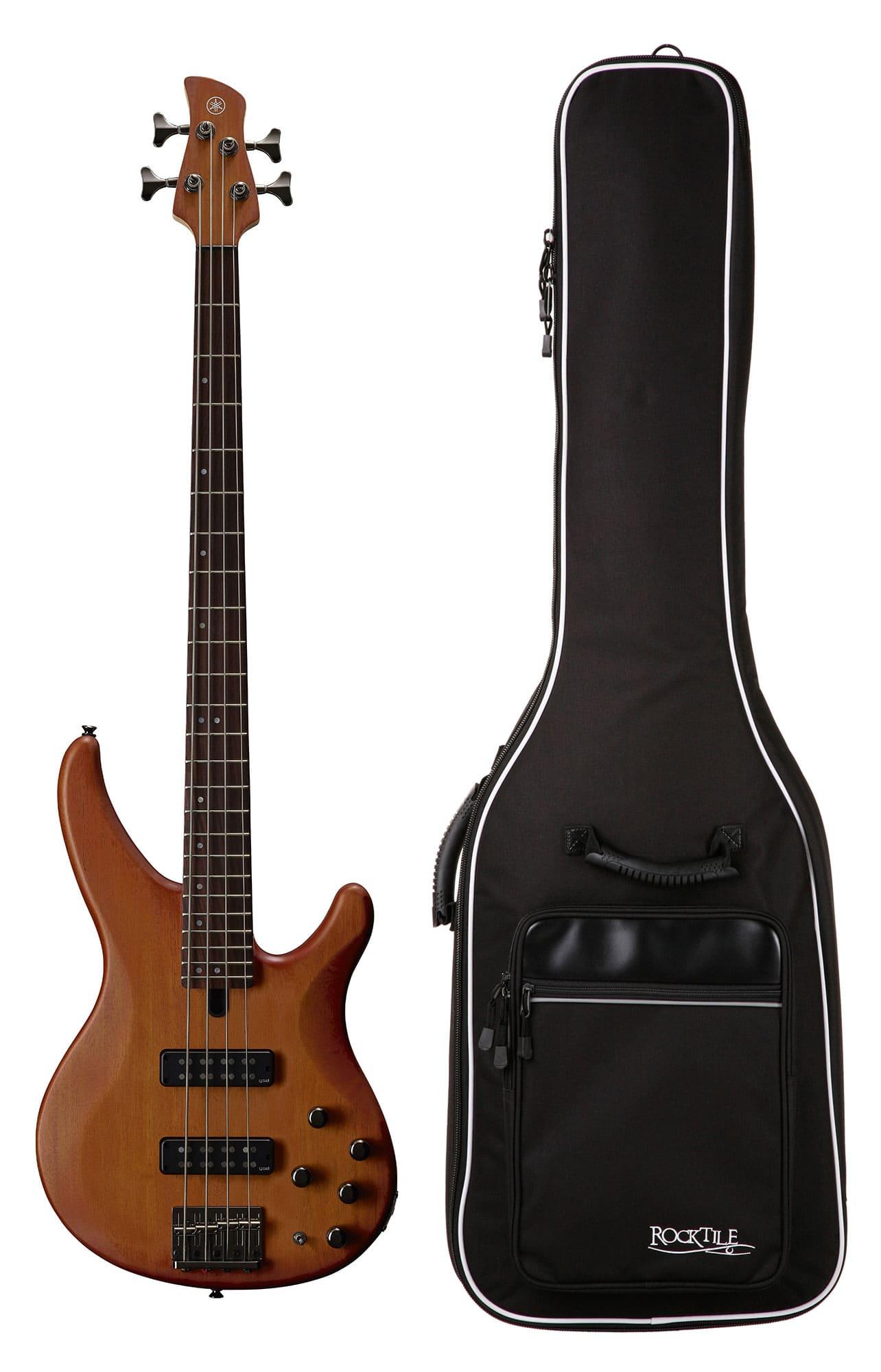 Ebaesse - Yamaha TRBX 504 BB E Bass Set - Onlineshop Musikhaus Kirstein