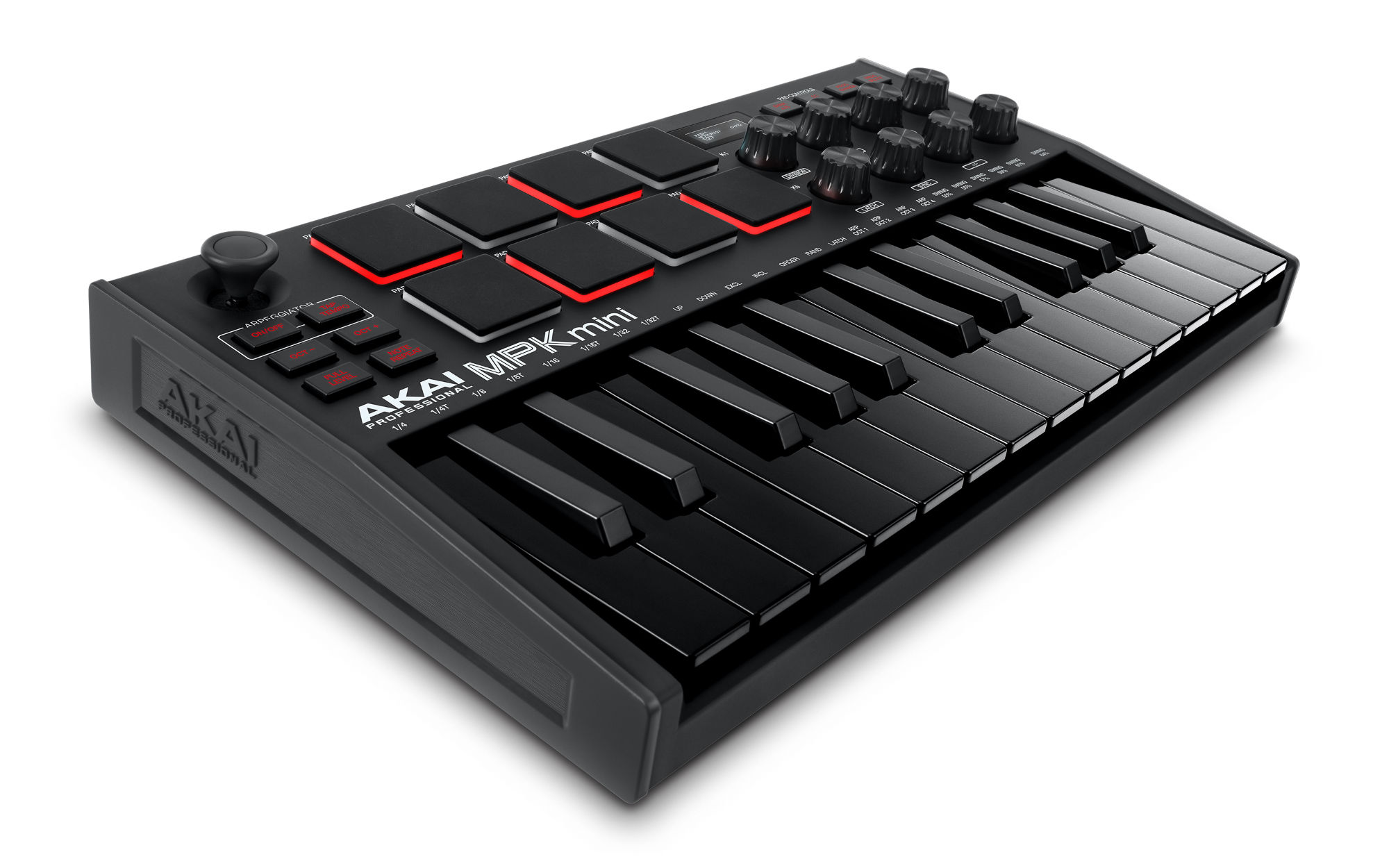 Midimasterkeyboards - Akai MPK Mini MK3 Black - Onlineshop Musikhaus Kirstein