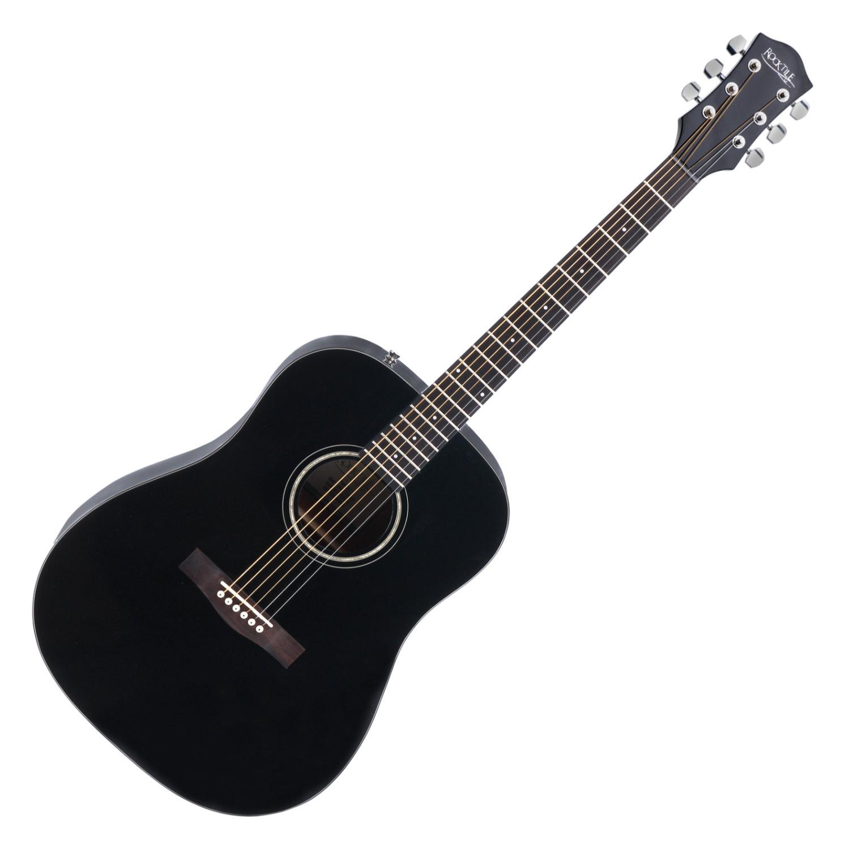 rocktile d 60 acoustic guitar black. Black Bedroom Furniture Sets. Home Design Ideas