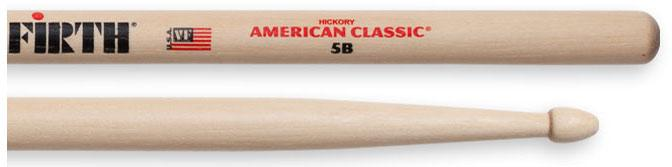 Vic Firth American Classic 5B Holz Drumsticks