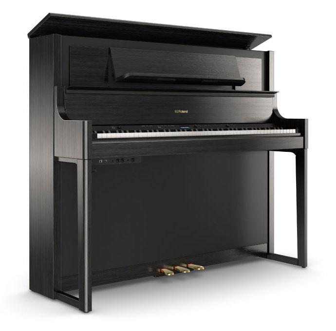 Digitalpianos - Roland LX708 CH Digitalpiano Anthrazit - Onlineshop Musikhaus Kirstein