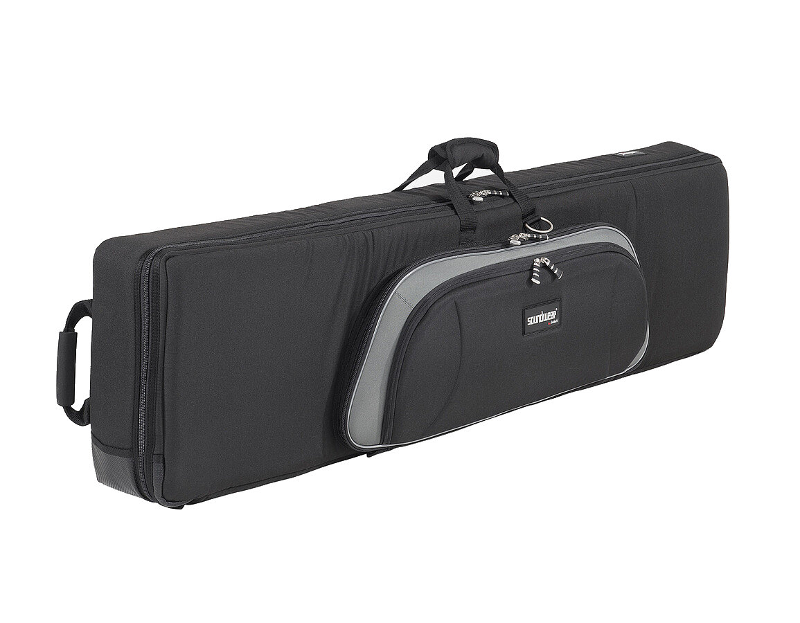 Zubehoerkeyboards - Soundwear Professional Keyboardtasche für Yamaha Genos 124 x 46 x 14 cm - Onlineshop Musikhaus Kirstein