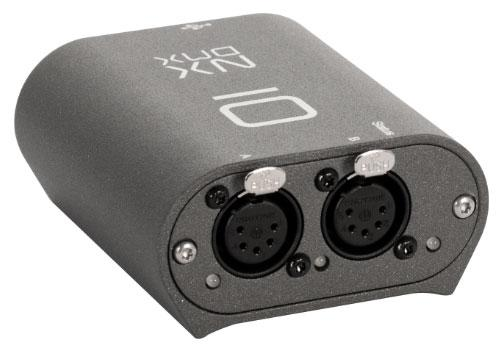 Lichtsteuerung - Obsidian NX DMX Interface - Onlineshop Musikhaus Kirstein
