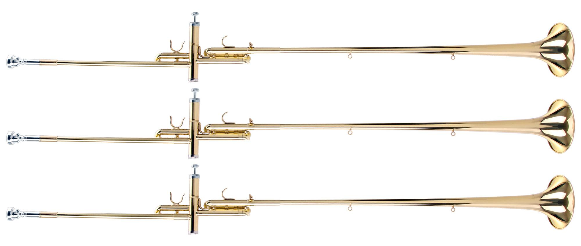 Classic Cantabile BRASS AT 1871 Aida Trompete 3er Set