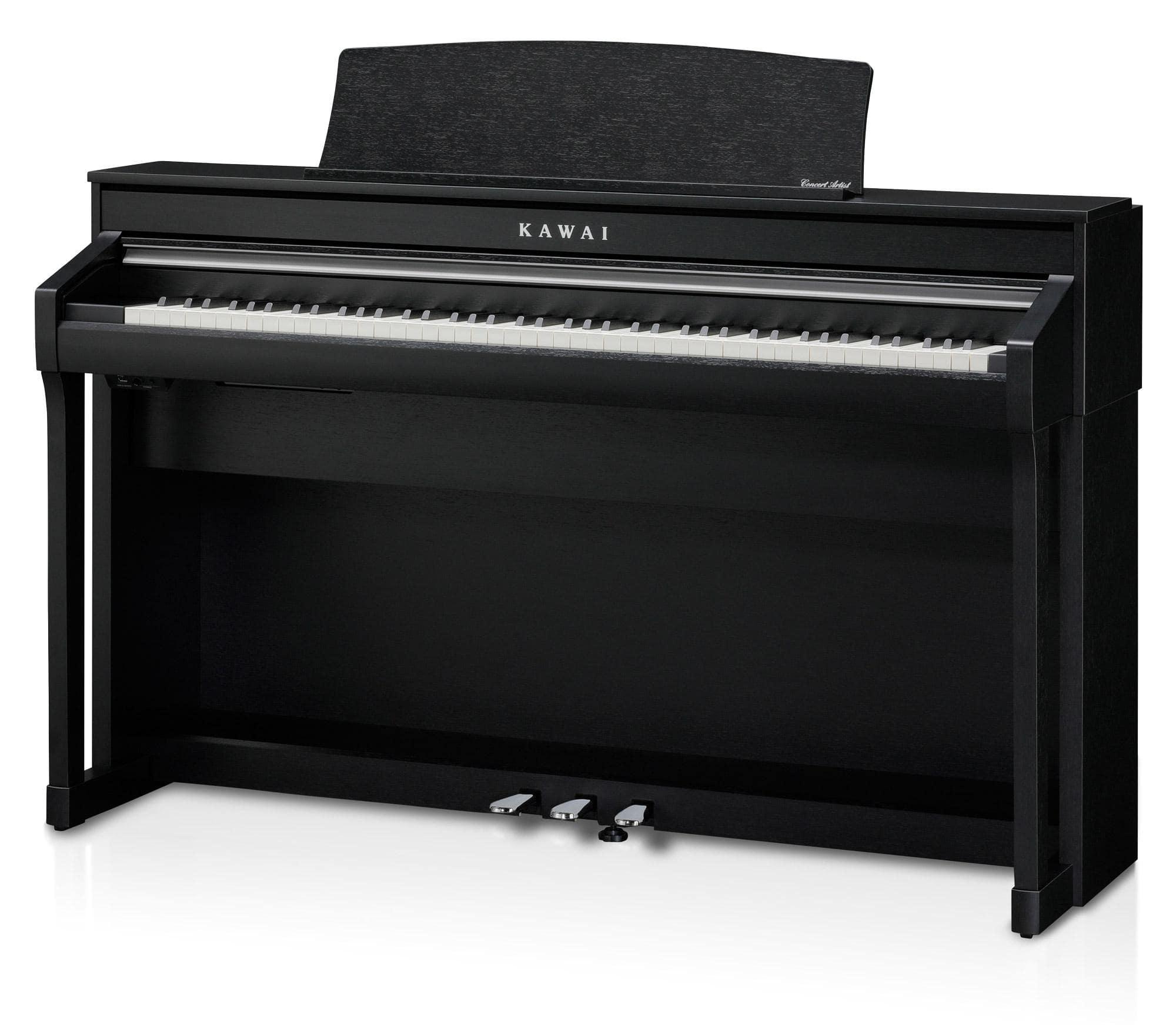 Kawai CA 78 B Digital Piano Schwarz