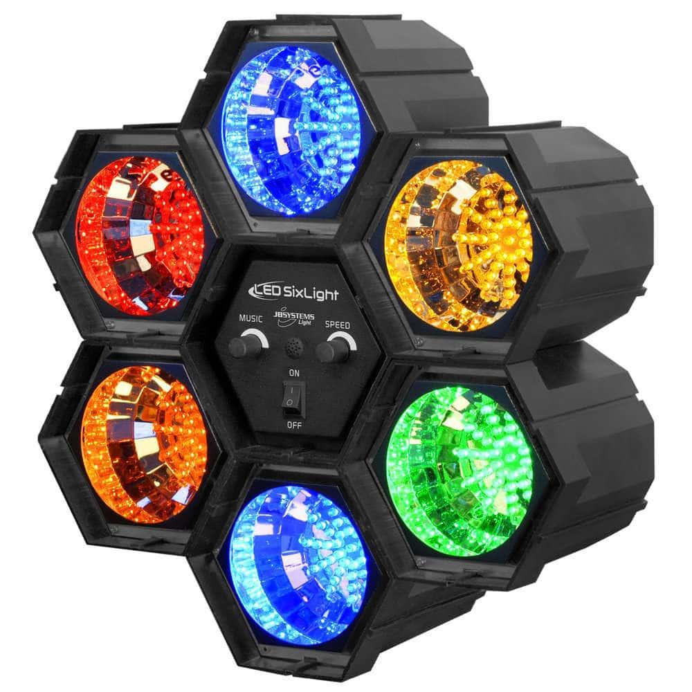Lichteffekte - JB Systems LED Sixlight - Onlineshop Musikhaus Kirstein