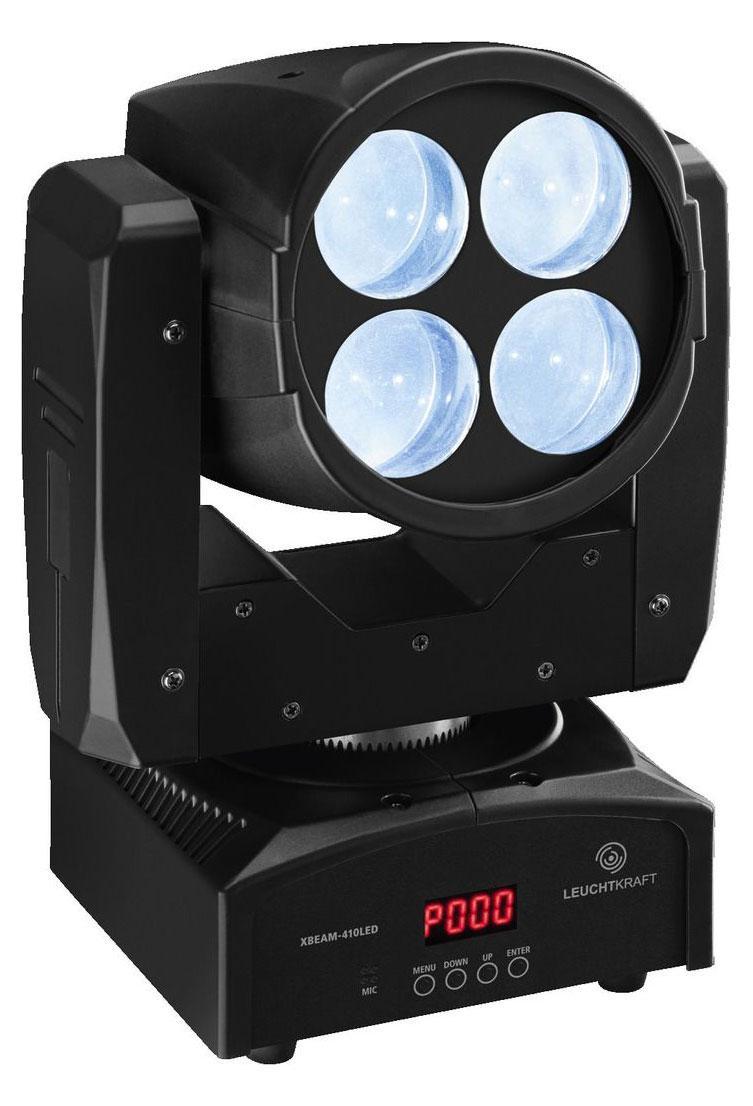 Bewegteslicht - Leuchtkraft XBEAM 410LED - Onlineshop Musikhaus Kirstein