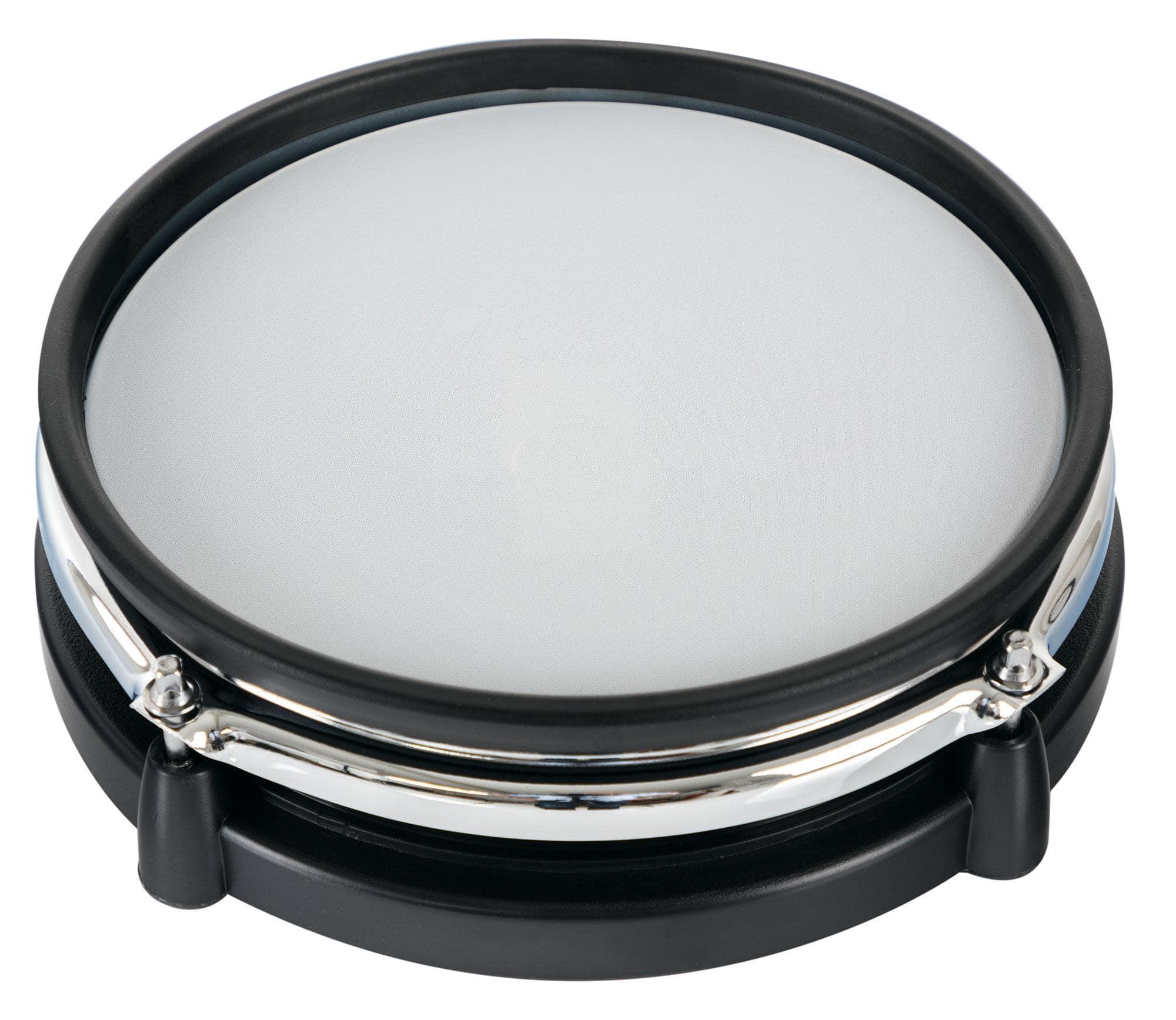 Edrumtompads - XDrum MP 08 8 Mesh Pad inkl. Halter - Onlineshop Musikhaus Kirstein