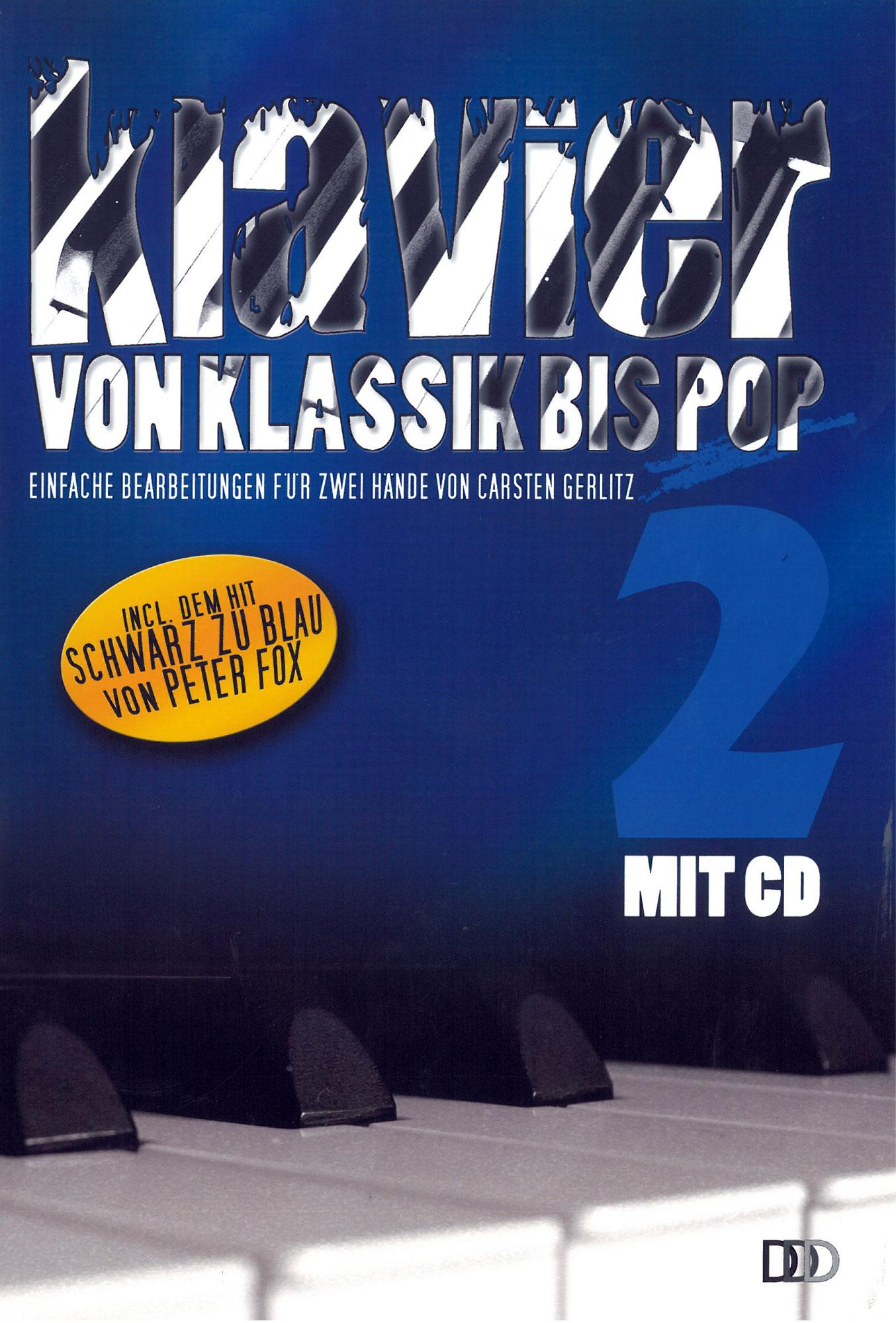 Klavier von Klassik bis Pop Band 2