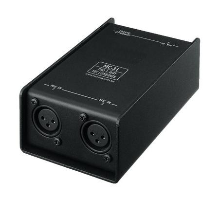 Kirstein MC 31 3 fach Mikrofon Combiner