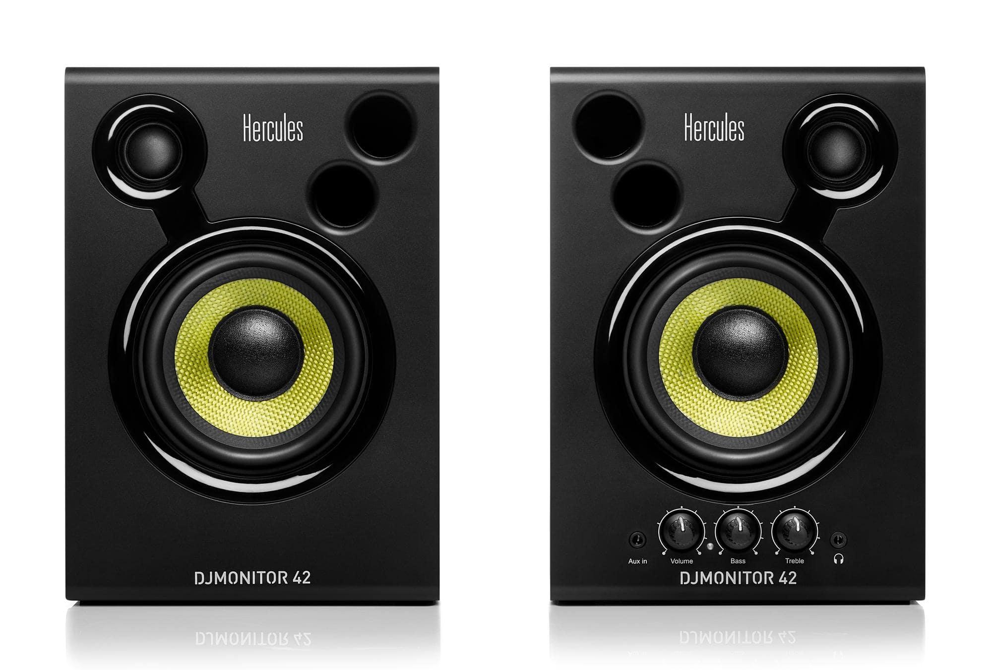 Studiomonitore - Hercules DJMonitor 42 - Onlineshop Musikhaus Kirstein
