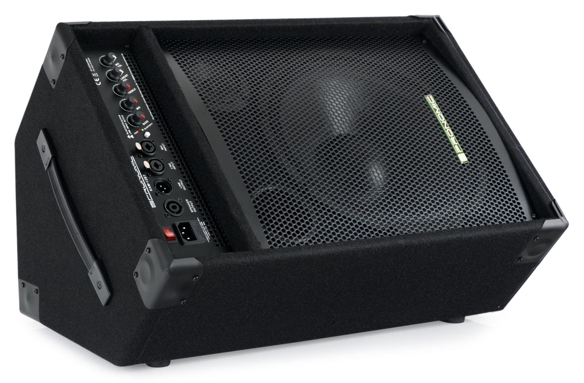 Paboxen - Pronomic KAM 12BT Aktiver Bühnenmonitor mit Bluetooth® - Onlineshop Musikhaus Kirstein