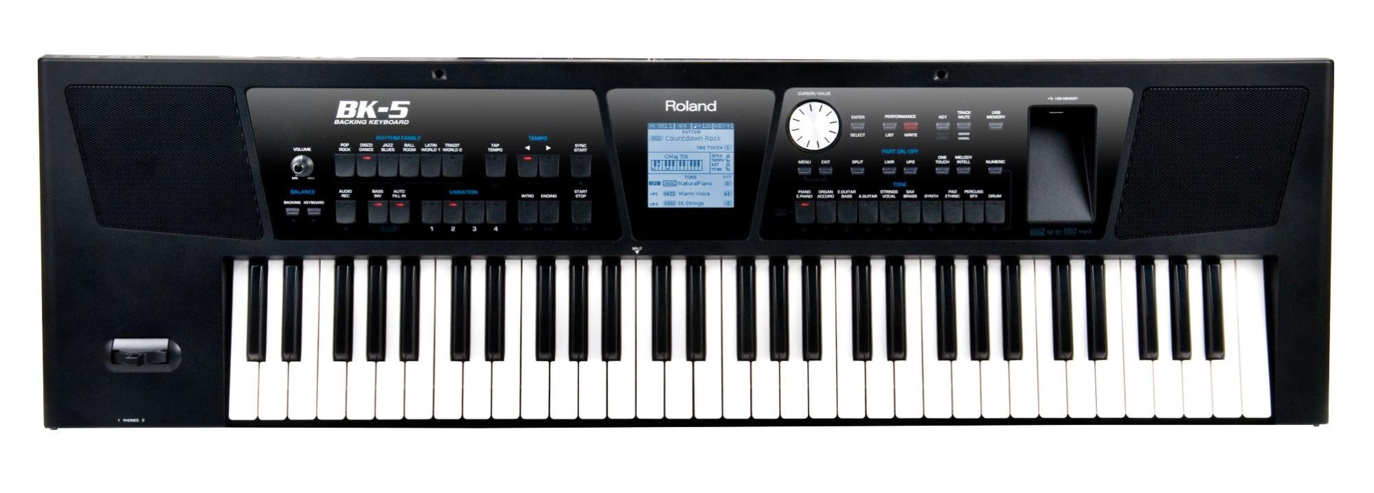Roland BK 5 Arranger Keyboard