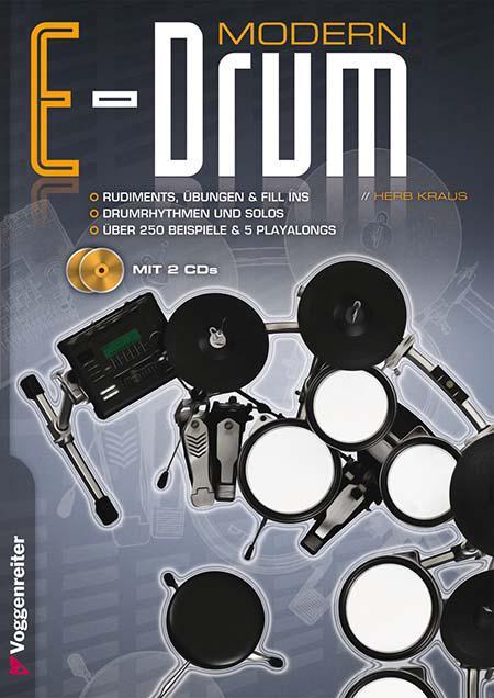 Drumslernen - Modern E Drum - Onlineshop Musikhaus Kirstein