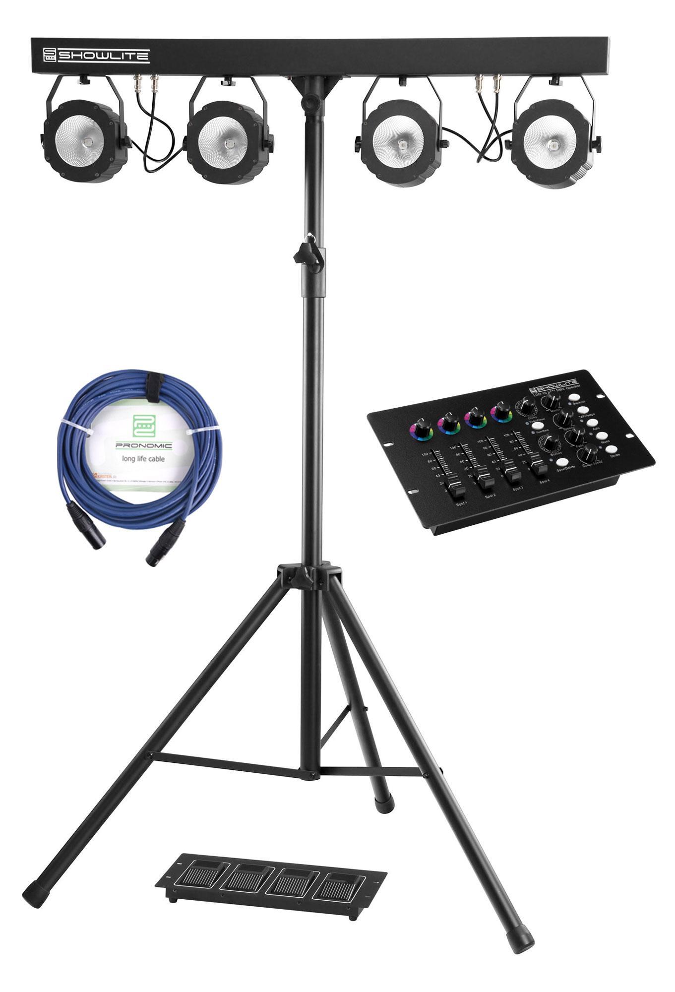 Showlite LB 430 Komplettanlagen Set mit DMX Operator